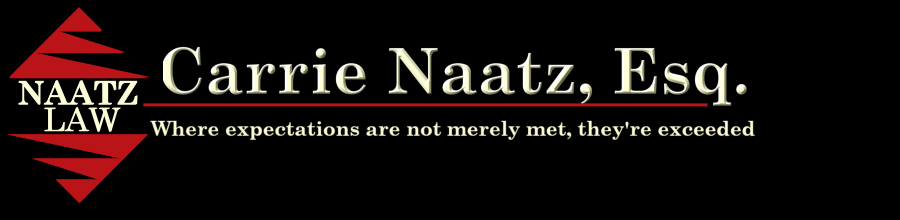 Naatz Law Office Carrie Naatz Attorney